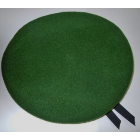 img-Authentic Beret Commando Green Legion Foreign Size 53 French Foreign Ffl