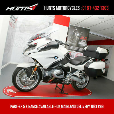 2019 '69 BMW R1250RT LE. 1 Owner. ONLY 745 MILES. Top Box. Warranty. £14,995