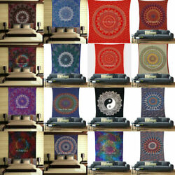 Kyпить Wholesale Lots 20 Pcs Tapestries Indian Mandala Tapestry Wall Hanging Yoga sheet на еВаy.соm