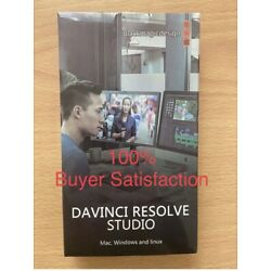 Kyпить Davinci resolve studio 16.2.7 Dongle  with SD card with Software на еВаy.соm