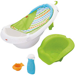 Kyпить Fisher-Price 4-in-1 Sling 'n Seat Tub, New Version  ( Open box) на еВаy.соm