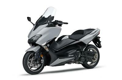 Yamaha T-Max DX 2019 Matt Silver New and unregistered