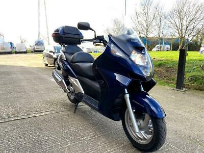 HONDA SILVERWING 2006 IN BLUE GREAT CONDITION *6 MONTHS WARRANTY*