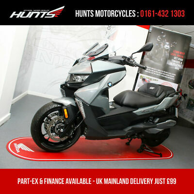 2019 '69 BMW C400GT SE ABS Scooter. 1 Owner. ONLY 825 MILES. Warranty. £7,495