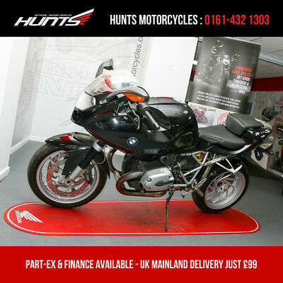 2006 '56 BMW R1200R. Ohlins Sports Suspension, Heated Grips. Rare Bike £4,295