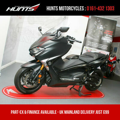 2019 '19 Yamaha XP530 TMAX DX ABS. 1 Owner. ONLY 482 MILES. Warranty. £9,495