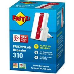 Kyпить AVM WLAN Repeater 310 FRITZ!WLAN 310 FritzBox Speedport WLAN Verstärker Extender на еВаy.соm