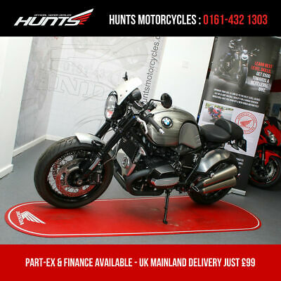 2014 '14 BMW RnineT. ONLY 819 MILES. Rizoma Special. Stunning. See Pics. £10,395