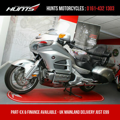 2016 '16 Honda GL1800 Goldwing 40th Anniversary ABS. Only 8,466 Miles. £17,495