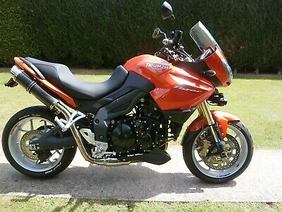2010 Triumph tiger 1050 low miles unmarked