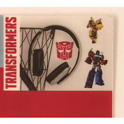New Transformers Classic Characters Wall Decals Stickers Removable No Harm Walls