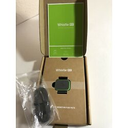 Kyпить Whistle FIT Activity Monitor For Pets Green W/ USB Cable New AM2A на еВаy.соm