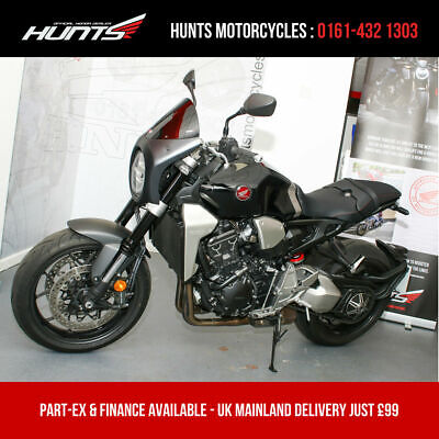 2018 '18 Honda CB1000R ABS. 1 Owner. 3,228 Miles. Fairing, Scorpion Can. £8,395