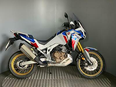 Honda CRF 1100 L Africa Twin 2020 with only 175 miles