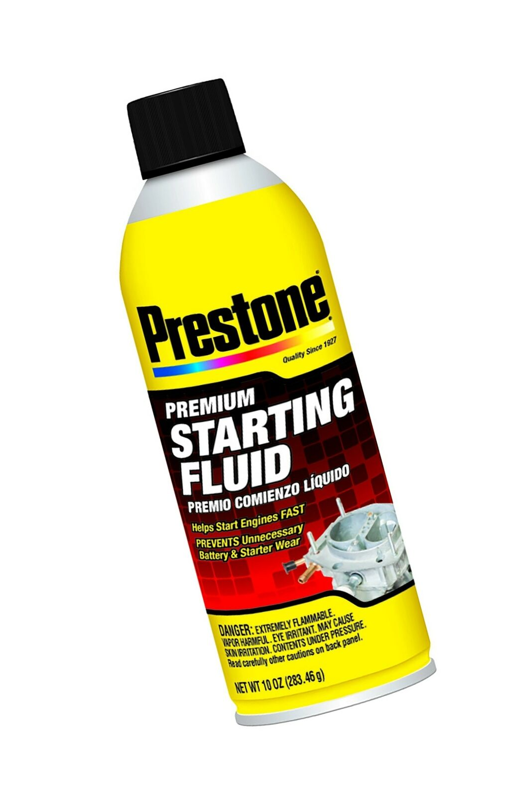 Prestone As237 Premium Starting Fluid - 10 Oz. Pack Of 1