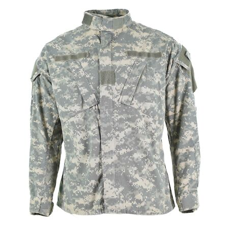 img-GENUINE US ARMY FIELD TROOPS JACKET DIGITAL ACU CAMO BDU SHIRTS MILITARY ISSUE