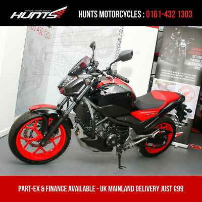2017 '17 Honda NC750S ABS. 1 Owner From New. Heated Grips. Great Value £4,295