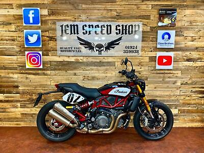 Indian FTR 1200 TRACKER S RACE REPLICA 2019 Akropovic