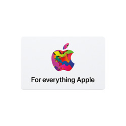 Kyпить Apple Gift Card -Products, accessories, apps, games, music and more (E-delivery) на еВаy.соm