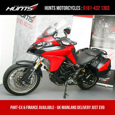 2017 '17 Ducati Multistrada 950 Touring. 1 Owner. Panniers, Mainstand. £7,995