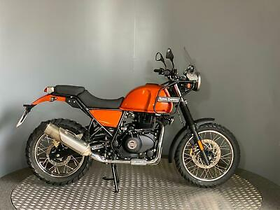 Royal Enfield Himalayan 411cc 2018 with only 2352 miles
