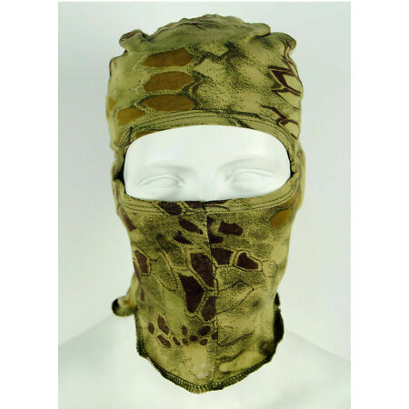 img-Russian Military Army Special Forces 1 Hole Face Mask Balaclava Python Camo