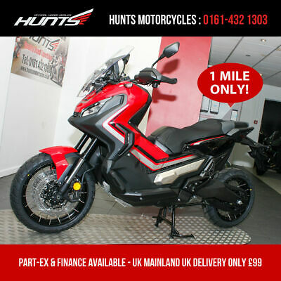 2020 '20 Honda X-ADV 750 ABS. 1 Mile Only. ONE BIKE ONLY AT THIS PRICE £8,995