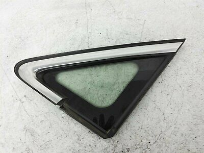 11 12 13 14 15 16 17 Nissan Quest Front Driver Pillar Window Glass 76821-1Ja0b