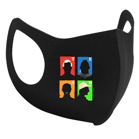 img-The A Team Face Mask Personalised Kids Adults Washable Protective Retro 0011