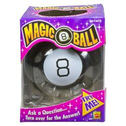 Kyпить Magic 8 Ball Toy Vintage Game Fortune Teller Kids Lucky Answers Mattel 30188 на еВаy.соm
