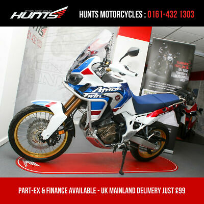 2018 '18 Honda CRF1000L Africa Twin Adventure Sports. Only 2,832 Miles. £9,995
