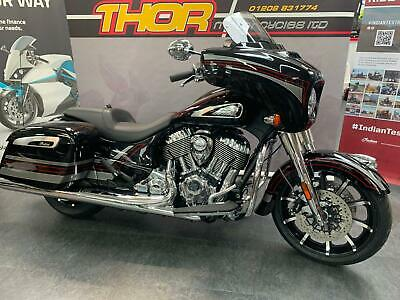Indian CHIEFTAIN LIMITED GRAPHICS 116 2020 IN STOCK,SPORT BAGGER ,£24399