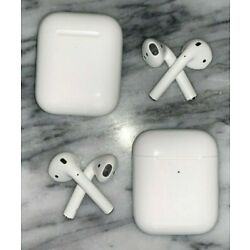 Kyпить Apple AirPods 2nd Generation - Right, Left or Charging Case Box Replacement Only на еВаy.соm