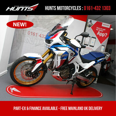 NEW! - 2020 Honda CRF1100L Africa Twin Adventure Sports DCT. £14,995 On The Road