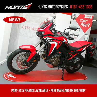 NEW 2020 Honda CRF1100L Africa Twin DCT AUTO. £12,995 On The Road