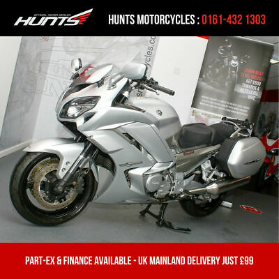 2017 '17 Yamaha FJR 1300. Panniers, Cruise Control. Great Value £10,395