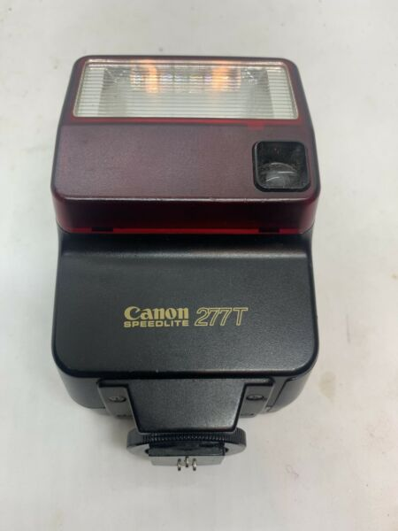 Canon Speedlite 277T Flash Gun