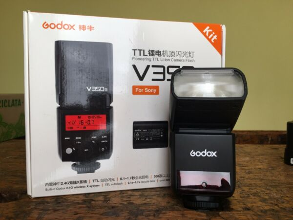 Godox – Speedlite flash V-350S per Sony