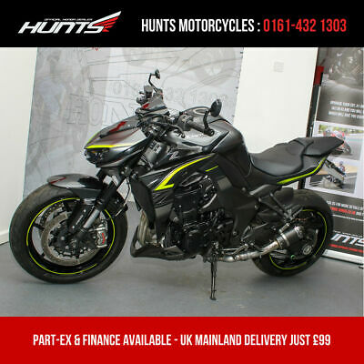 2018 '18 Kawasaki Z1000R ABS. 1 Owner. 2,824 Miles. Carbon Cans. £9,695