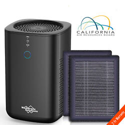 Kyпить Large Room Air Purifier Cleaner HEPA Filter Remove Odor Dust Mold Home Allergies на еВаy.соm