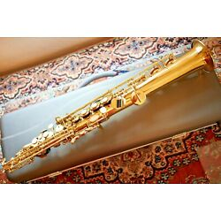 Kyпить NEW Bb Soprano Saxophone ABS Hard Case Kit W/Accessories FREE SHIPPING на еВаy.соm