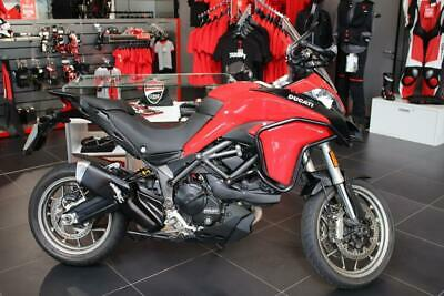 2017 '17 DUCATI MULTISTRADA 950 IN GLOSS RED, 2 OWNERS, 15500 MILES