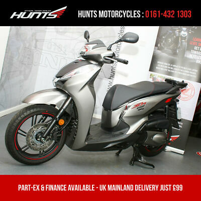 2020 20 Honda SH300i ABS Scooter. 1 Owner. ONLY 953 MILES. Honda Warranty. £4295