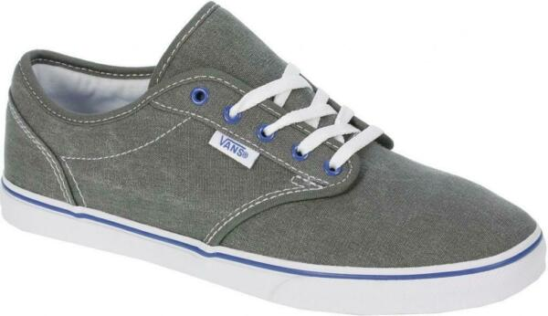 Royaume-UniFemmes Vans Atwood Bas  Toile Baskets VN 0 NJO5RO