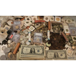 Kyпить ESTATE SALE! OLD US COINS ~ SILVER UNCIRCULATED LOT ~ VINTAGE COLLECTION  на еВаy.соm