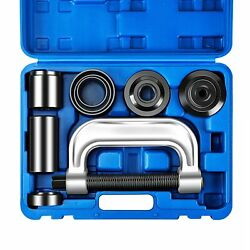 Kyпить Heavy Duty 4 in 1 Ball Joint Press & U Joint Removal Tool Kit w/ 4 x 4 Adapters на еВаy.соm