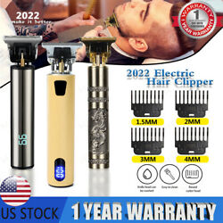 Kyпить Professional Hair Clippers Electric Cordless Trimmer Cutting Machine Set Barber на еВаy.соm