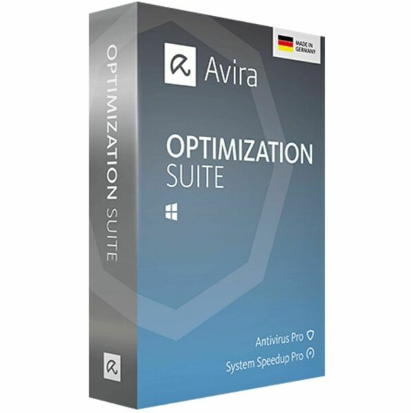 Royaume-UniAVIRA OPTIMIZATION SUITE 2020 5 PC DEVICES - 1 YEAR COVER -