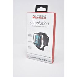 Kyпить ZAGG Invisible Glass Fusion Screen Protector Apple Watch Series 6/5/4 SE 44mm на еВаy.соm