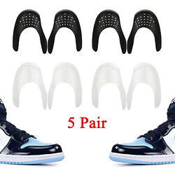Kyпить 5 Pair Anti Crease Shoe Cover Toe Creasing Protector Force Fields Shoes Care на еВаy.соm